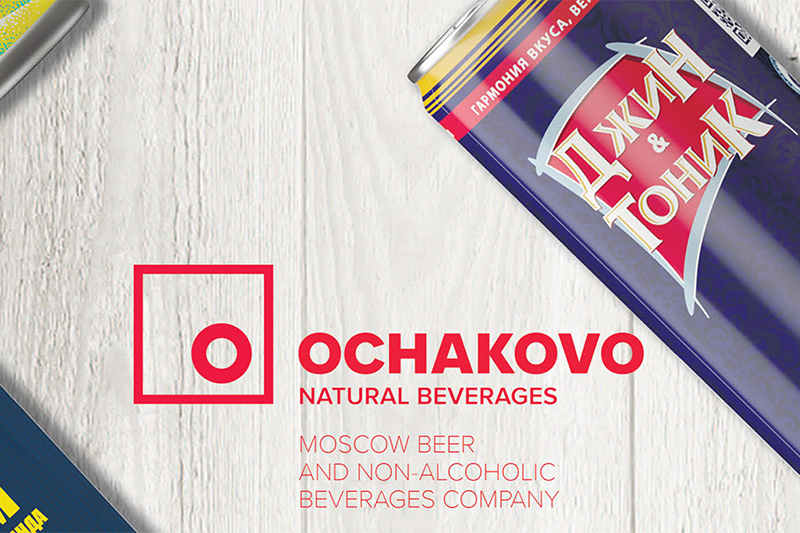 OCHAKOVO - Moscow Beer and Non-Alkoholic Beverages Company