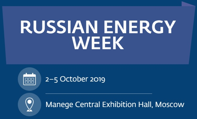 Russian Energy Week (REW)